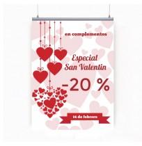 Lona San Valentín