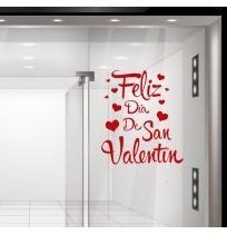 Vinilo para San Valentín