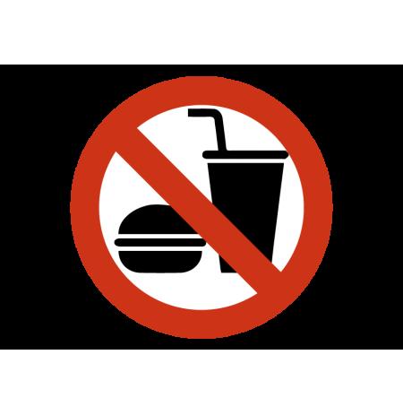 pegatina-prohibido-comer