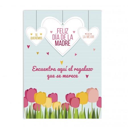 día de la madre cartel primavera en venta