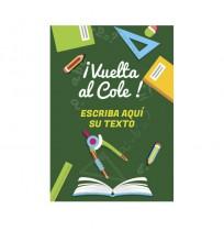 Vuelta al Cole cartel EFE27