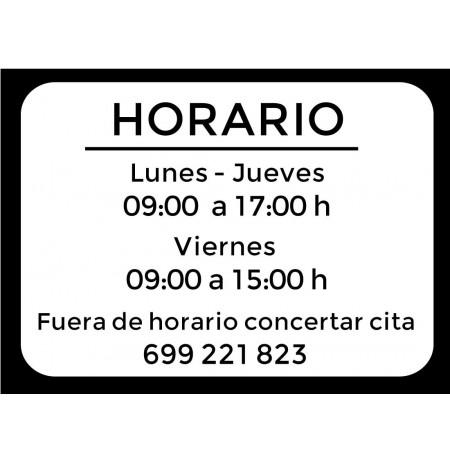 Horario H04