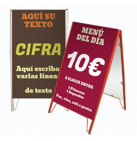 carteles-ofertas-calle-caballete-valencia